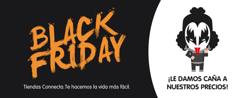 Black Friday 18 Connecta